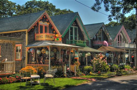 oak bluffs gingerbread houses martha s vineyard ma places i ve been pinterest gingerbread