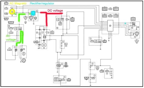 yfz 450r wiring diagram wiring diagrams wiring diagrams