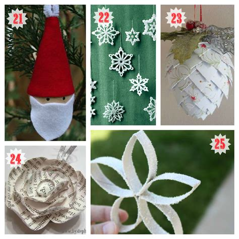 home made xmas decorations christmas ornaments wine glue