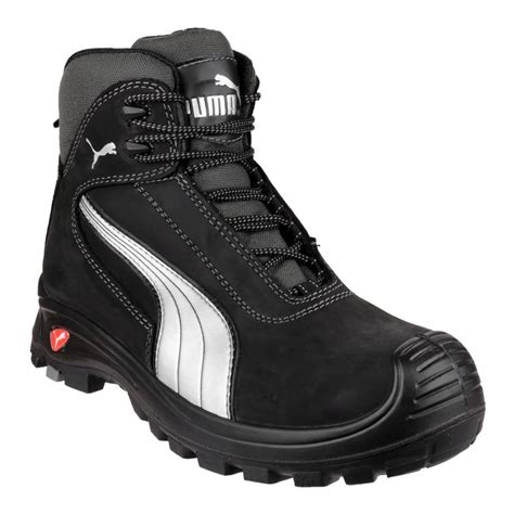 safety boots for safety boots black metal free cascades mid mens work