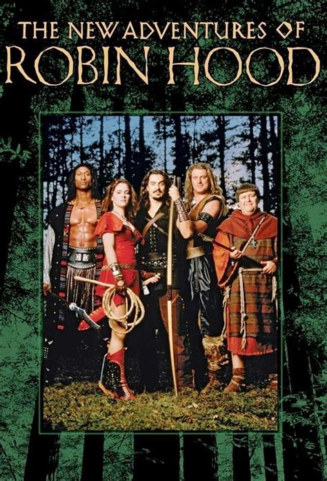 the adventures of robin the new adventures of robin hood serie tv 1997 2002
