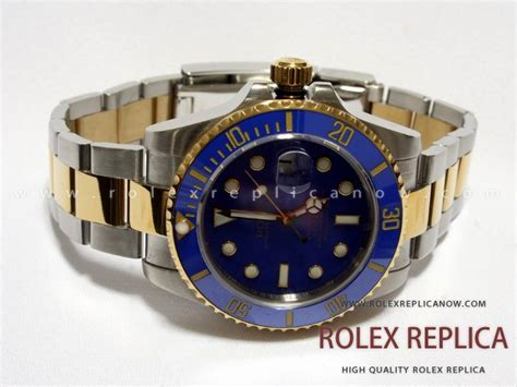 Rolex Sea Dweller Pro Automatic Grade Aaa rolex submariner date replica blue steel and gold swiss