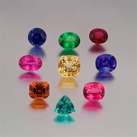 Colors Colored Gemstones by Gem News 2010 V3 Pala International