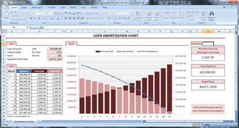 calculator for house loan excel loan amortization template for mac amortization