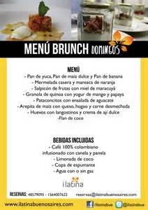 menu for brunch brunch at i watermelon travels