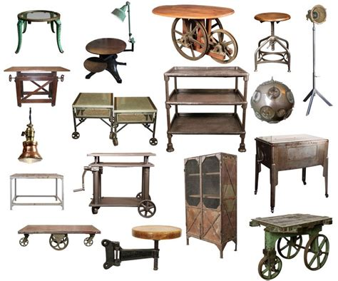 industrial furniture ideas steunk industrial furniture diy pinterest
