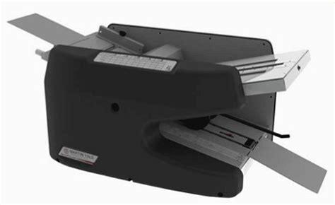 Paper Tri Fold Machine - paper folding machines for sale letter tri fold 11 x 17