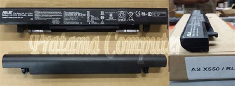 Baterai Laptop Asus A450 Series by Jual Original Baterai Laptop Asus A450 A550 Series