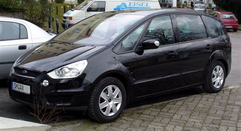 Ford S Max by File Ford S Max Schwarz Jpg Simple