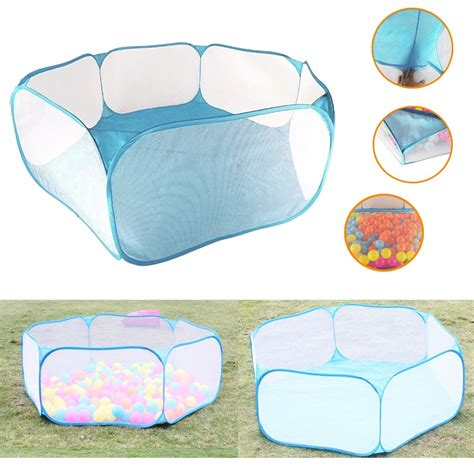 Children Pit Tent childrens pit pool play house play tents indoor