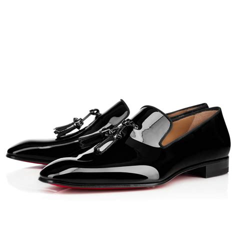 bottoms loafers bottom shoes for fashion black patent leather slip