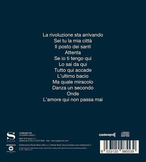 negramaro testi canzoni image gallery negroamaro canzoni