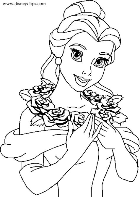 belle reading coloring pages disney belle reading coloring pages disney best free