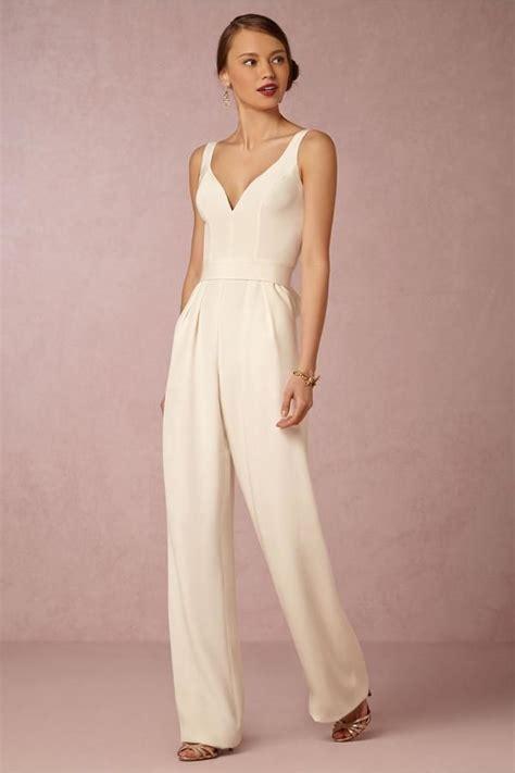 Modern Bridal Jumpsuits & Pantsuits   fashion diva