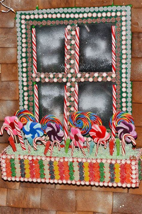gingerbread house windows gingerbread houses gingerbread and window on pinterest