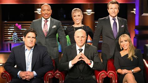 Mark Burnett On Shark Tank S Secret How The Abc Reality Show Became An Unlikely Smash Shark Tank Business Plan Template