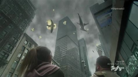 ghost storm rages on syfy tars tarkas net movie sharknado 2 the second one review tars tarkas net