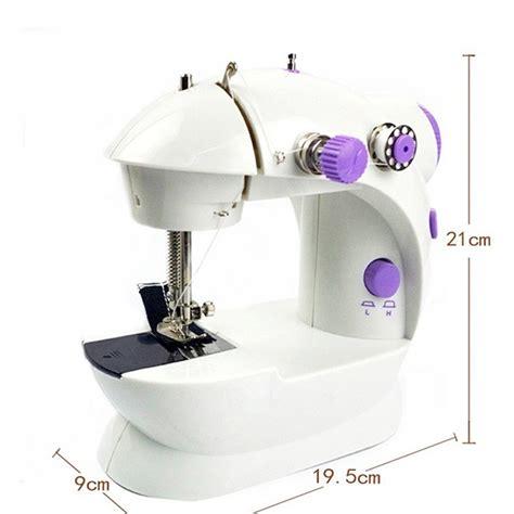 Mesin Jahit Mini Portable 4in1 mini sewing machine 4in1 portable sm 202a mesin jahit