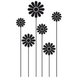 flowers wall decals dezign with a z