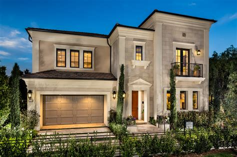 Typical Floor Plan by Toll Brothers At Hidden Canyon Capri Collection The