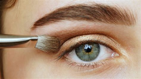 Brons Oogschaduw by Gold Brown Eyelook Beautylab Nl