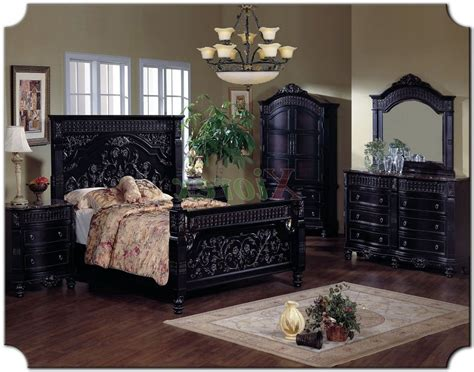 Gotik Set bedroom furniture king fashionable image of gold
