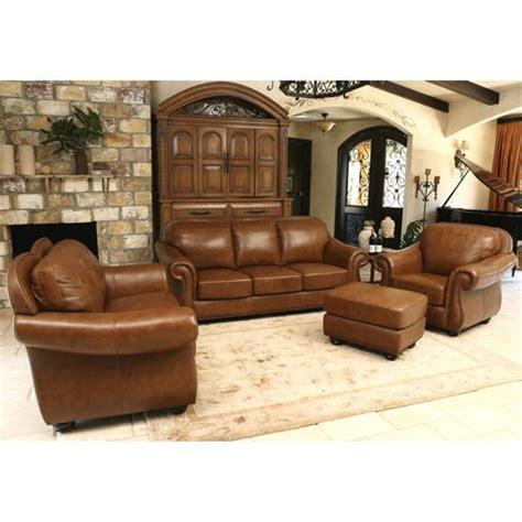 Top Grain Leather Sofa Costco Costco Clarke 4 Top Grain Leather Set Home Of My Dreams Tops Products
