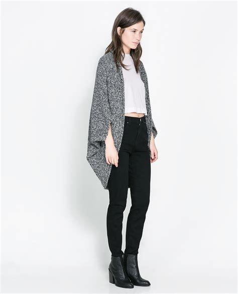 Zara Cardigan 1 cardigan zara sweater patterns