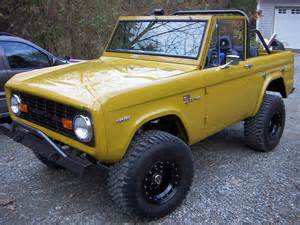 73 Ford Bronco 73 Becomes Reality 66 77 Early Bronco Ford