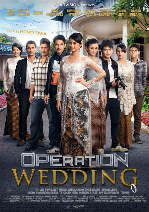 film operation wedding series 2015 operation wedding 2 of 3 extra large movie poster