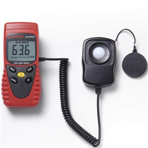 Alat Ukur Multimeter Digital alat ukur terangnya cahaya meter digital