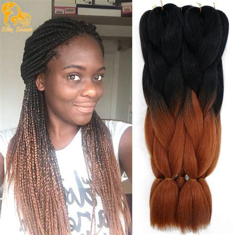 kankalone hair colors mahogany best ombre kanekalon braiding hair colors gray purple