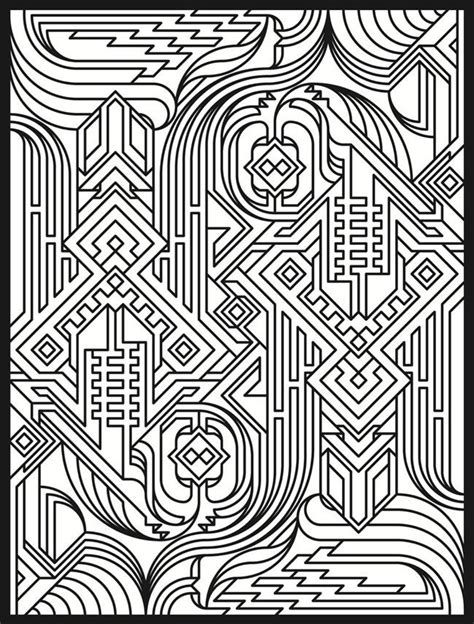 typography coloring pages intricate design coloring pages coloring home