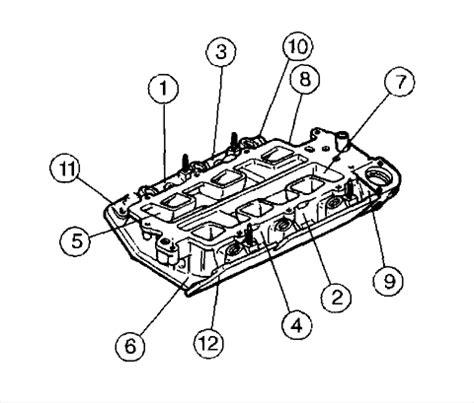 Buick Century Intake Manifold Gasket 2001 Buick Century Intake Manifold Gasket Repair Autos Post