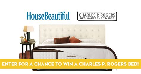 About Com Sweepstakes Daily - house beautiful charles p rogers sweepstakes