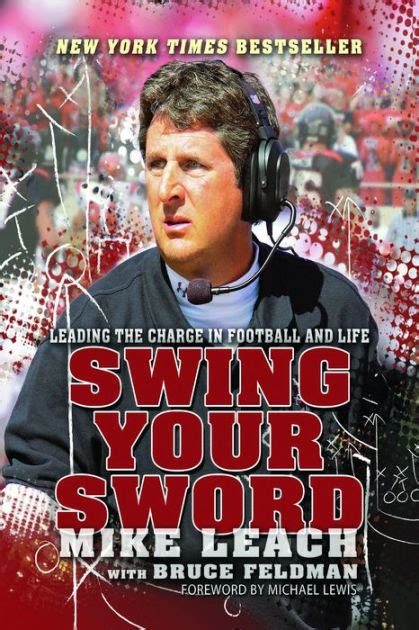 swing your sword leading the charge in football and - Swing Your Sword