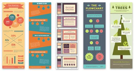 Free Infographic Templates Interactive Infographics Templates