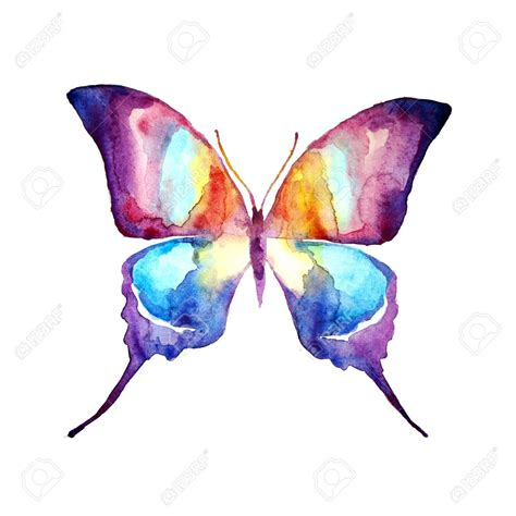 butterfly watercolor tattoo butterfly watercolor design tattoos