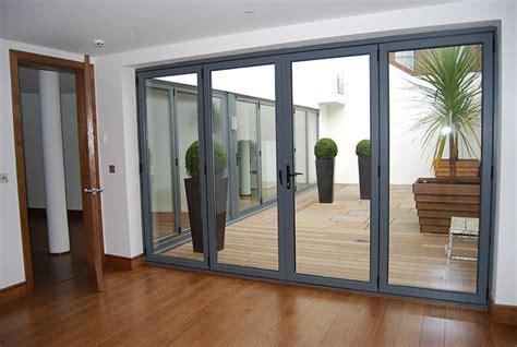 exterior doors glasgow bi folding doors glasgow bifolding back doors glasgow