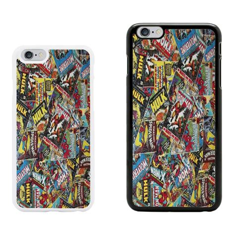 Casing Iphone 6 Plus Mirror Marvel Heroes Silicon Cover dc marvel comic book cover for apple iphone 6 plus no 11 ebay