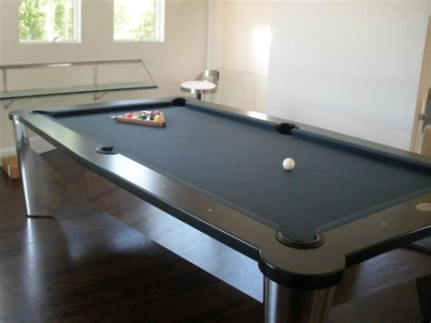 modern pool table by mitchell by mitchell pool tables