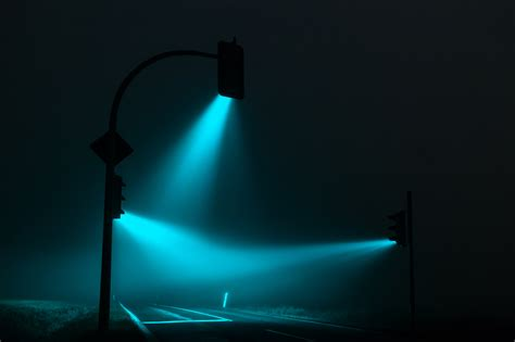 Photography Lights by Traffic Lights In Germany Photographed By Lucas Zimmermann Colossal