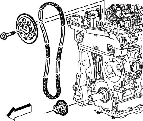 2010 hummer h3 timing chain marks installation repair guides engine mechanical components timing