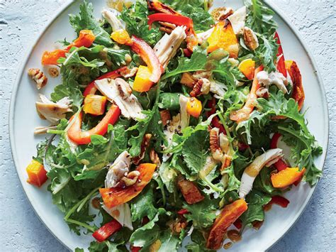 salad ideas for dinner dinner salads with poultry and meats cooking light