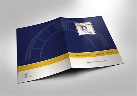 wedding company brochure design professional conservative brochure design for rice