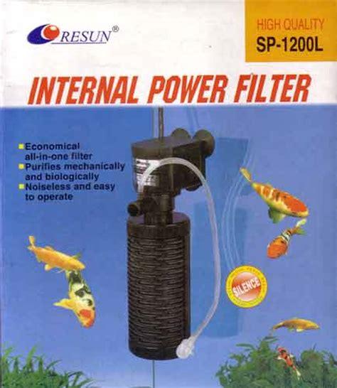 Power Resun Sp 1200 aquariums r us resun filters