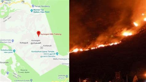 Mcc Help Desk Theni Forest Fire Death Toll Rises Latest Updates