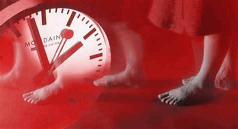 unruhige beine im bett krankheitsbilder nach organen