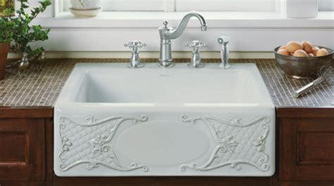 Tidings Plumbing by Apron Front Sinks For Every Style Interior Design Center