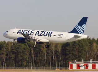 aigle azur photos | airplane pictures.net